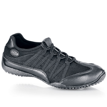Shoes For Crews - Vista - Black / Women's Anti Slip Casual Shoes